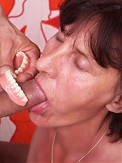 Older gal Stephanie takes home a fuck buddy and gives him a dose of her sinful mature pleasure live